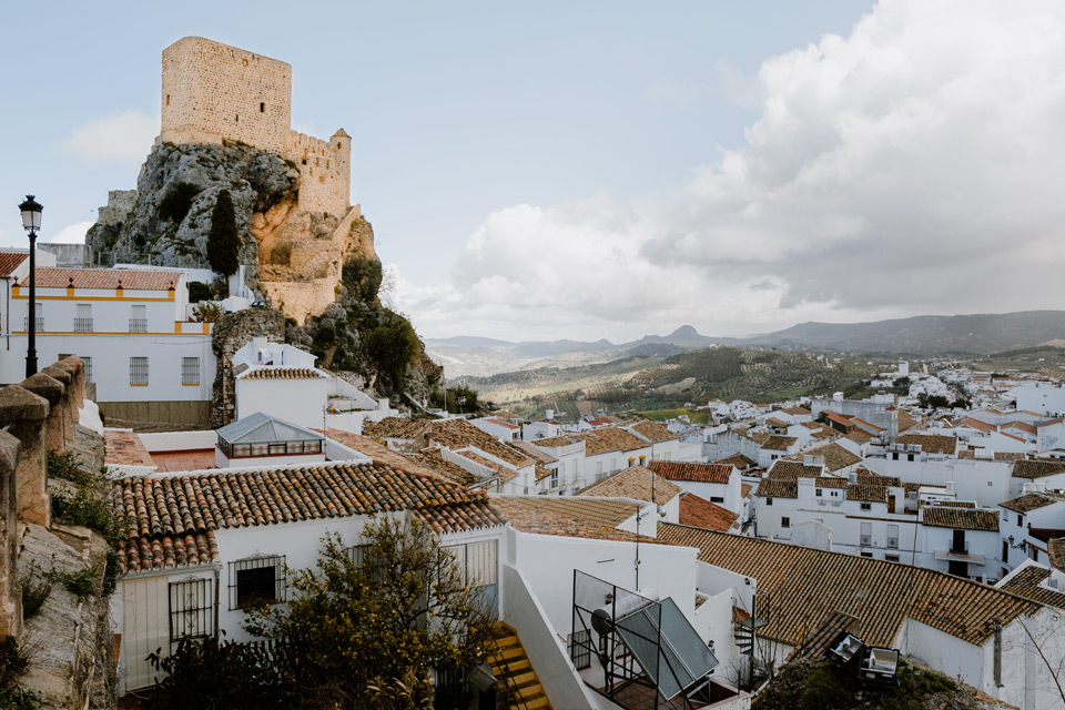 Pueblos Blancos- Olvera