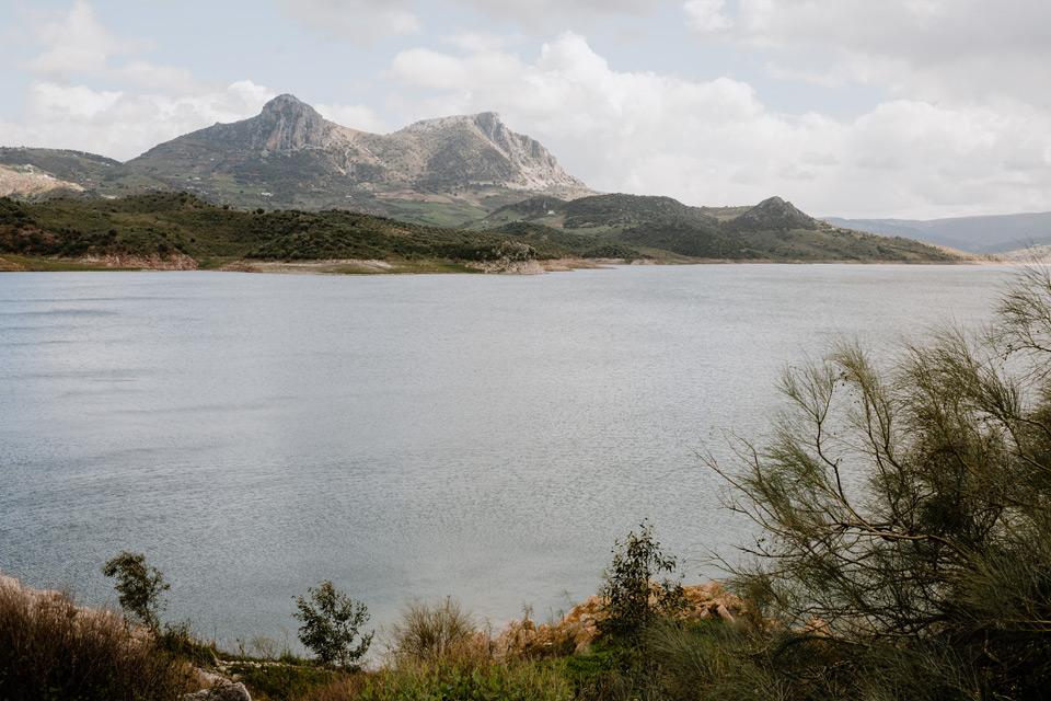 Pueblos Blancos- road to Zahara