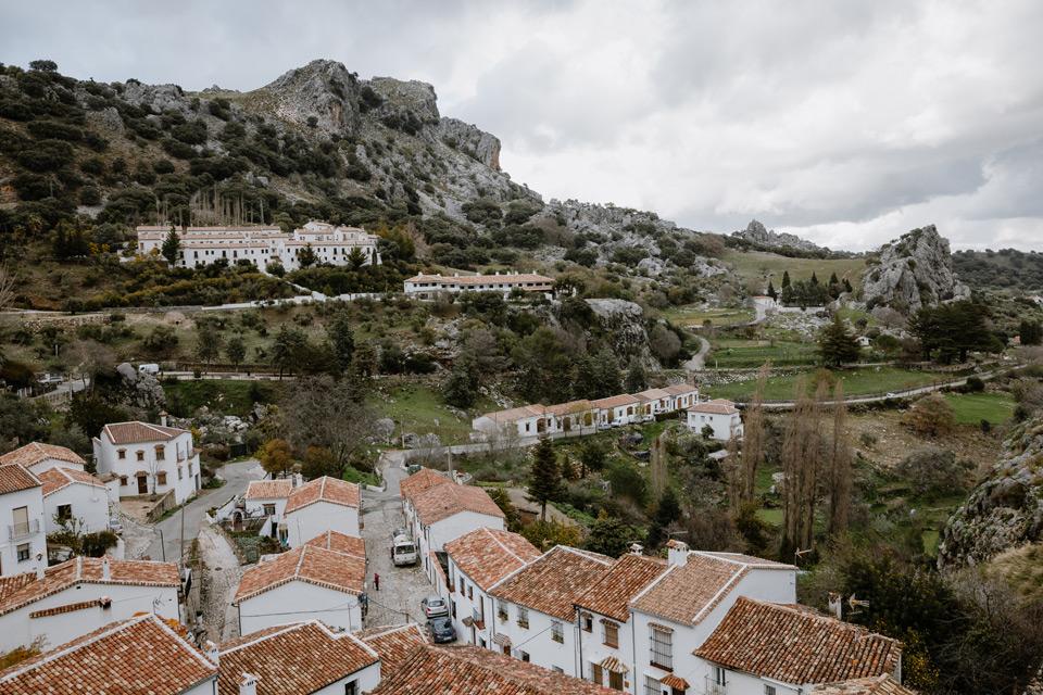Pueblos Blancos- Grazalema