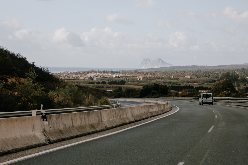 road to Gibraltar