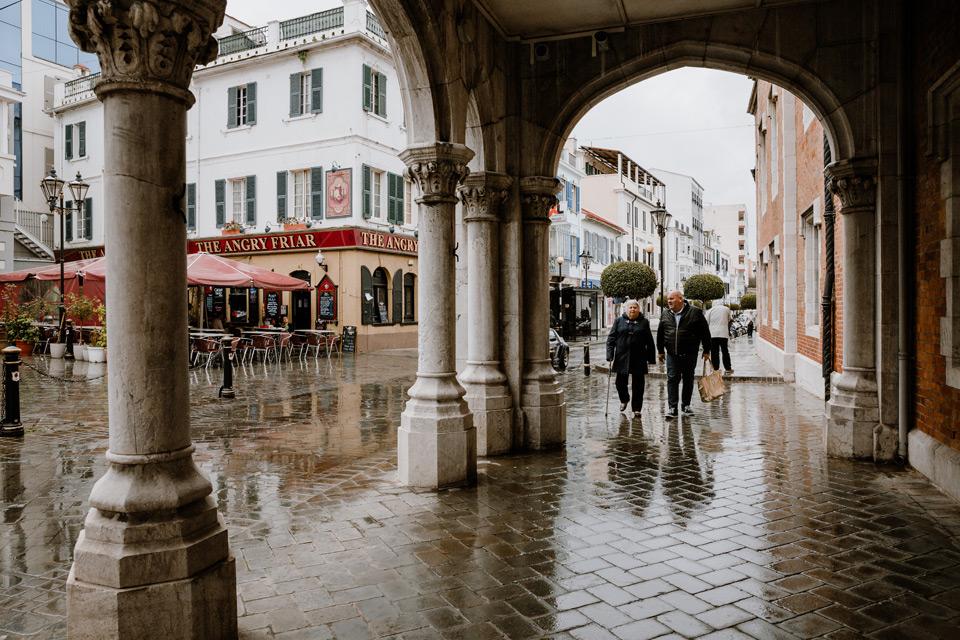 Gibraltar- Main Street