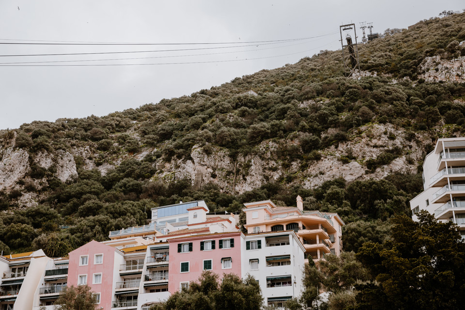 Gibraltar- Rock of Gibraltar