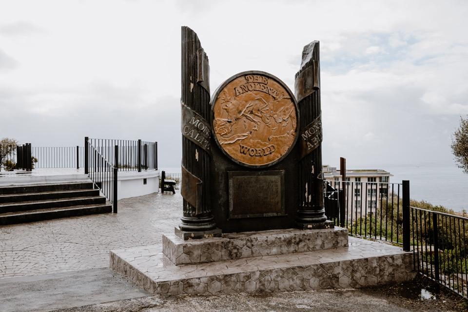 Gibraltar- Pillars of Hercules