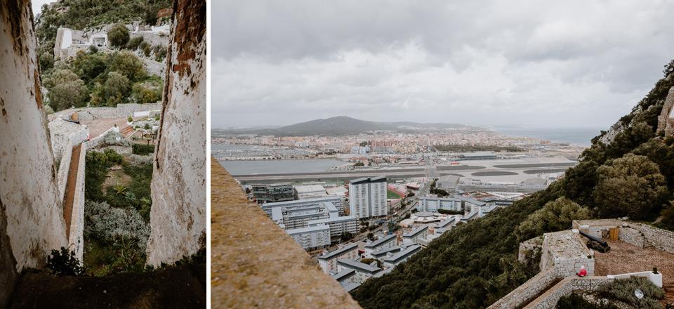 Gibraltar- Moorish Castle