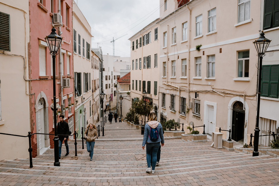 Gibraltar- city center
