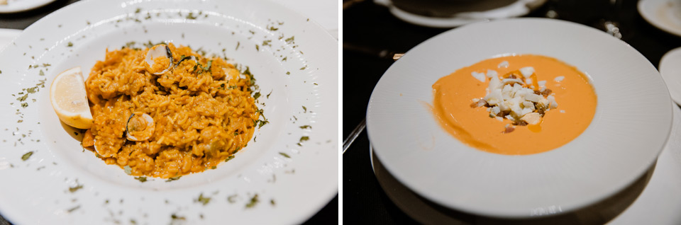 Andalusia, food