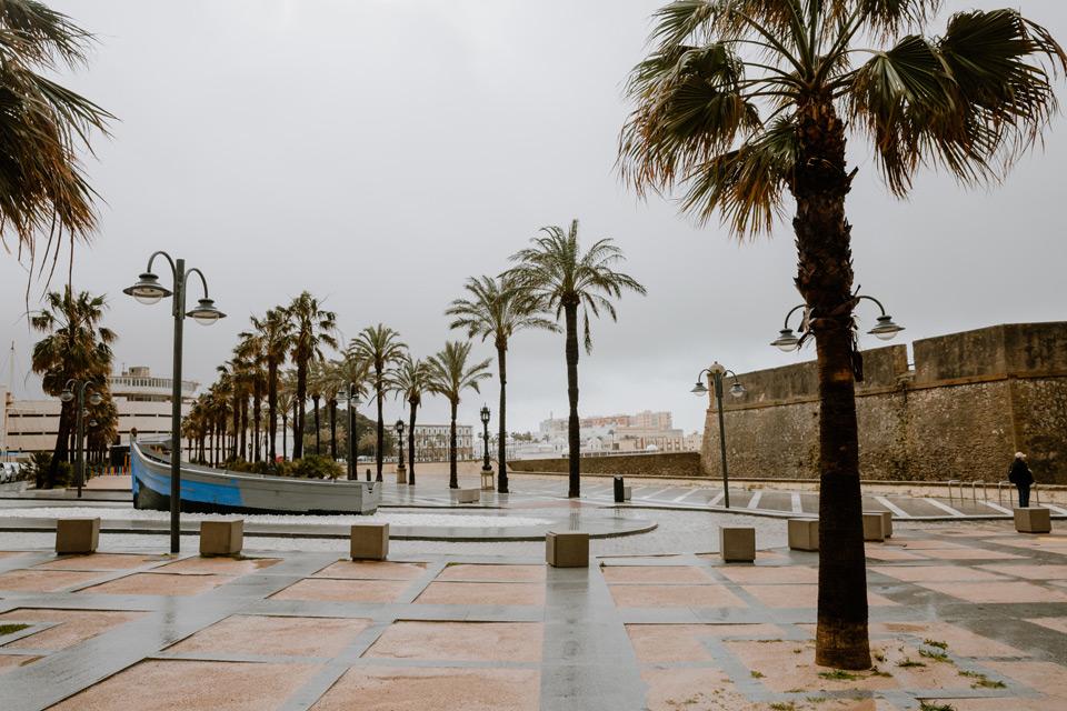 Cadiz- Castillo de Santa Catalina