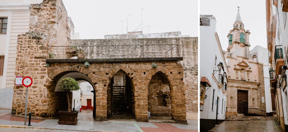 Cadiz - a walk around the city