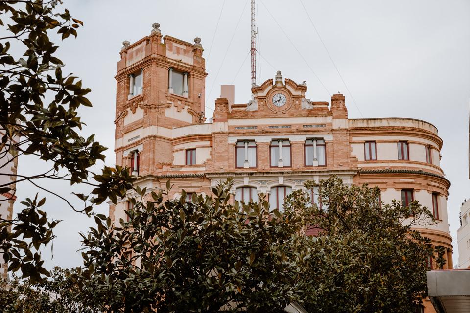 Cadiz- Plaza de las Flores