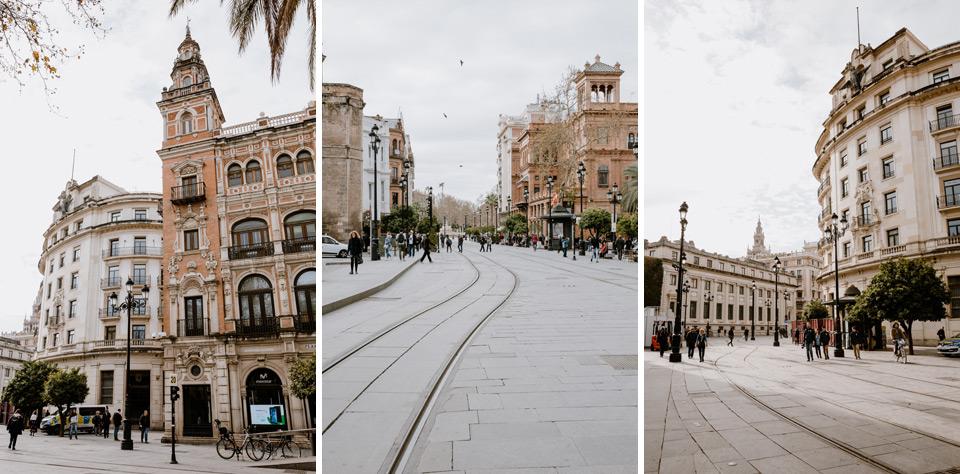 Seville- Av. de la Constitución