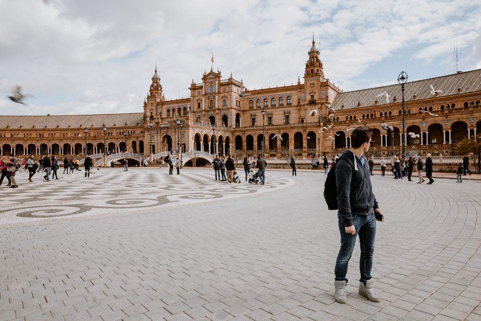Seville, Spanish Square