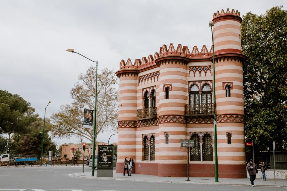 Seville- Costurero de la Reina