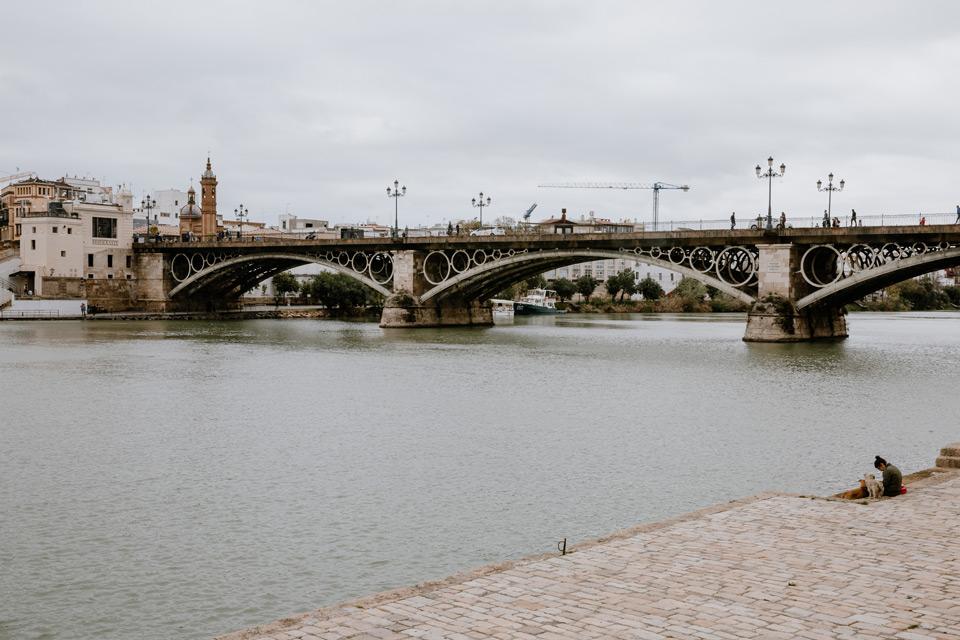 Seville- Puente Isabel II