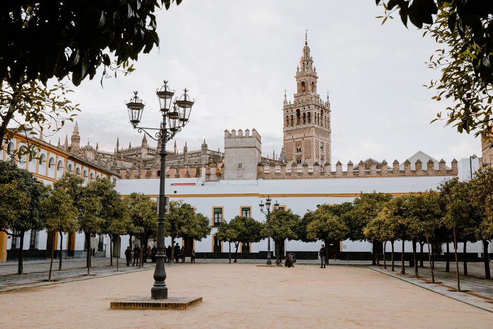 Cathedral of the Virgin Mary in Seville