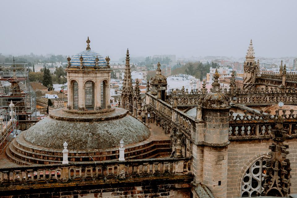 Seville- Giralda