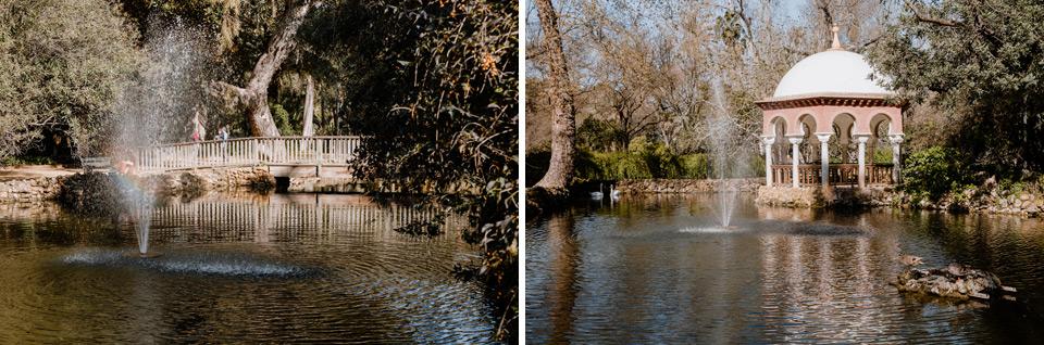 Seville, Parque de María Luisa