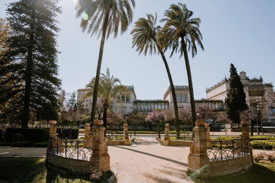 Seville- Plaza de América