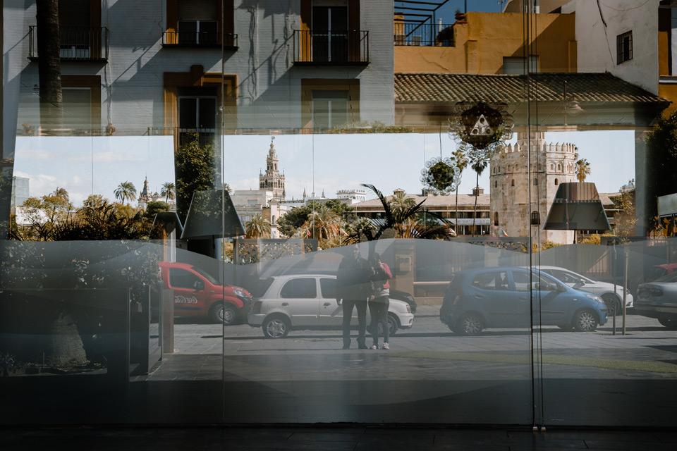Seville - a stroll around the Triana district