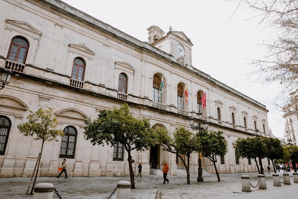 Seville- Plaza Nueva