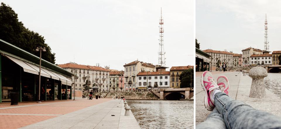 Milan, Naviglio