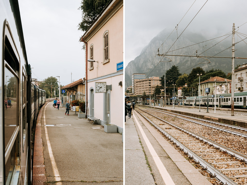 Lago di Como- travel to Lecco
