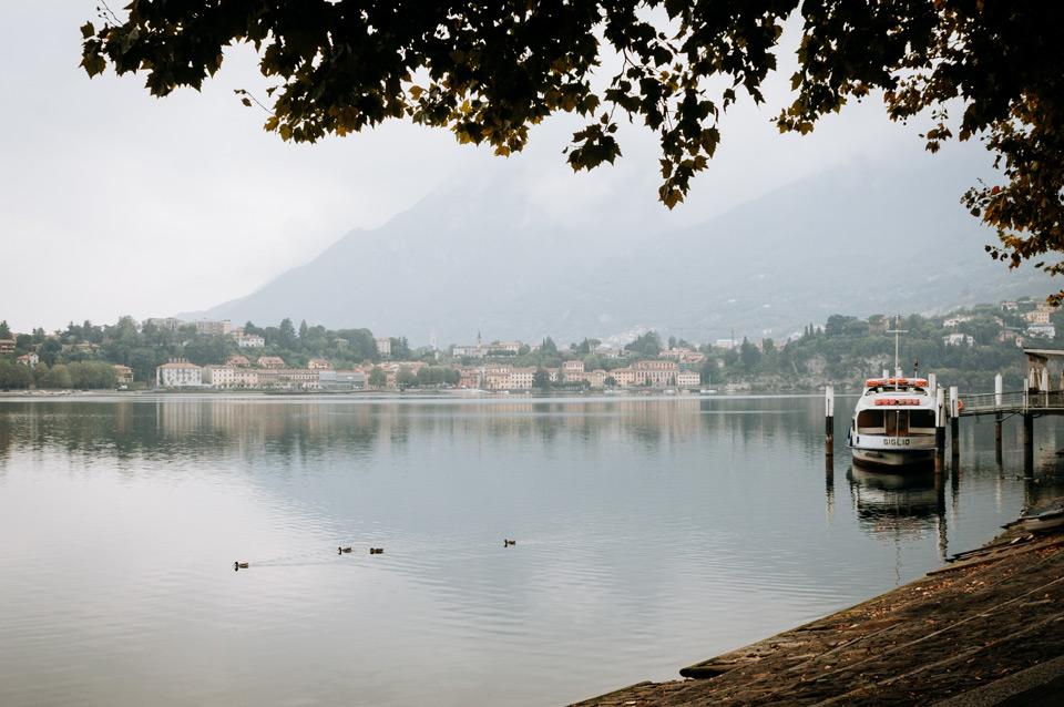 Lago di Como- Lecco