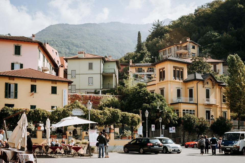 Lake Como, Varenna