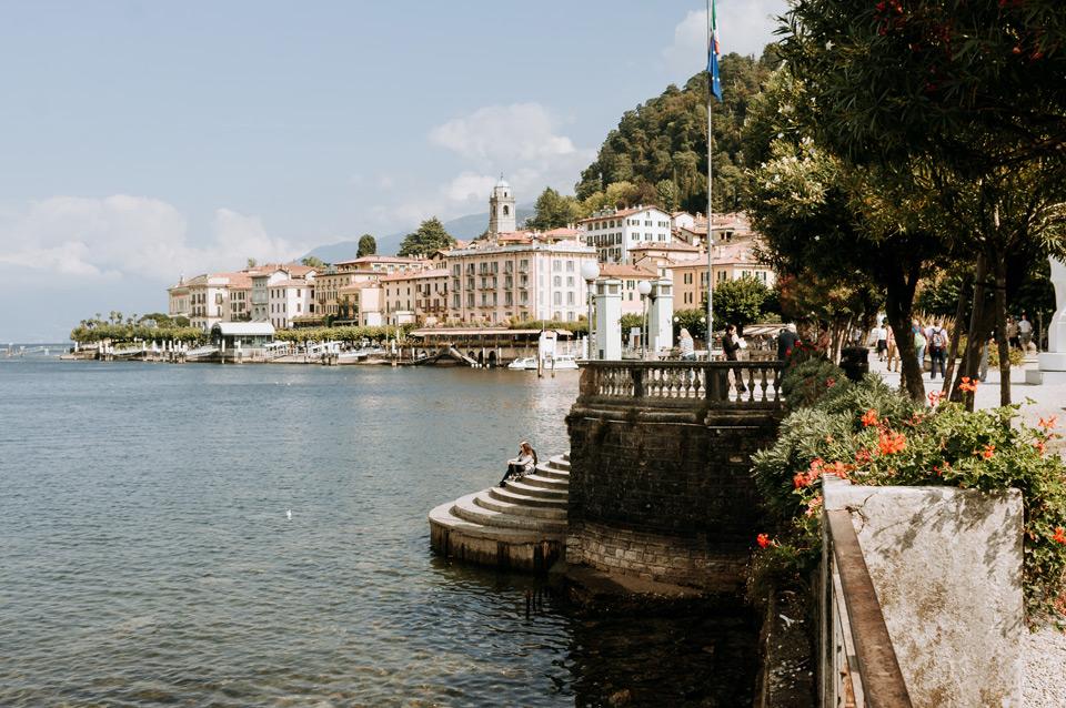 Jezioro Como, Bellagio