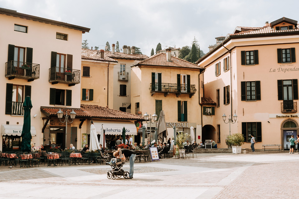 Jezioro Como, Menaggio