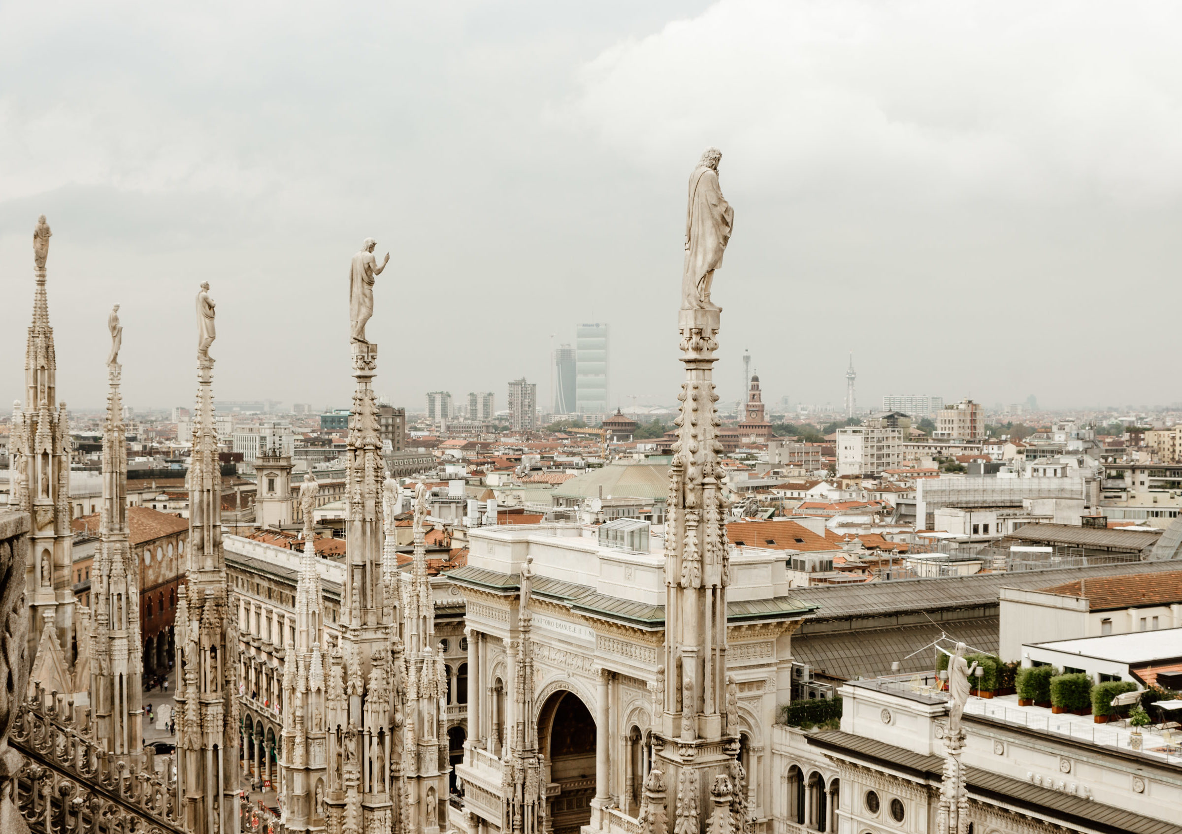 Lombardy - the most beautiful photos from Italy
