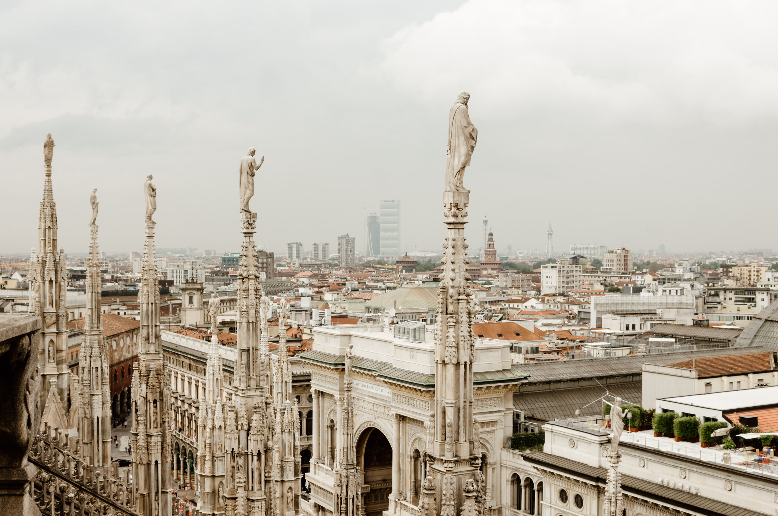 Lombardy, part 2- What to see in Milan